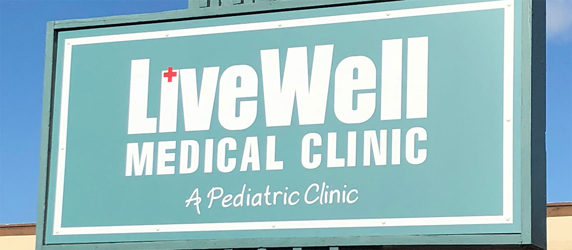 LiveWell Medical Clinic | Sign